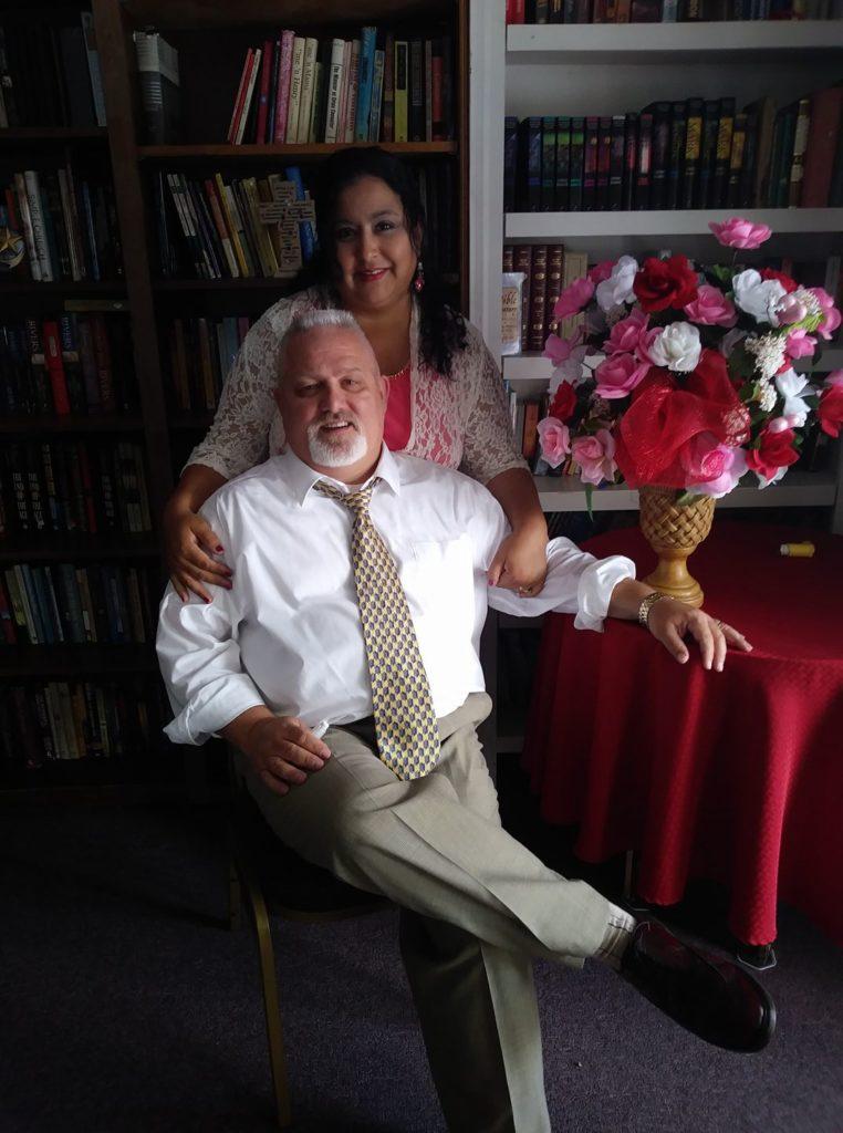 Pastor John & Lisa Hager